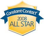 bytes & words is a 2008Constant Contact All Star Award winner!