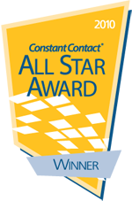 bytes & words is a 2010 Constant Contact All Star Award winner!