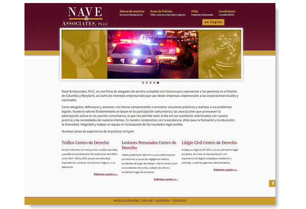 User-Friendly Professional Websites