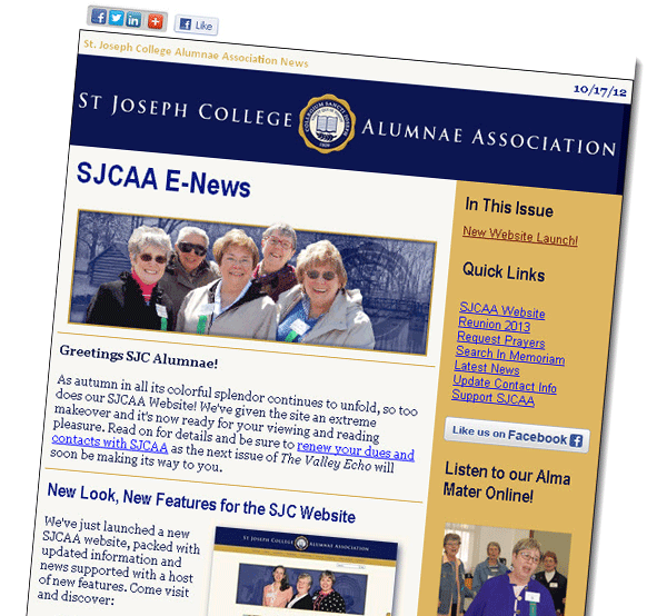 St. Joseph College Alumnae Association