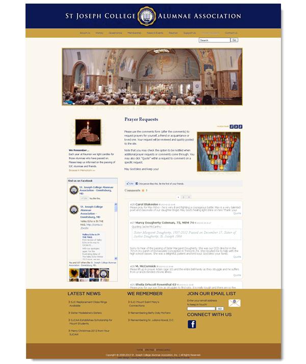 St. Joseph College Alumnae Association