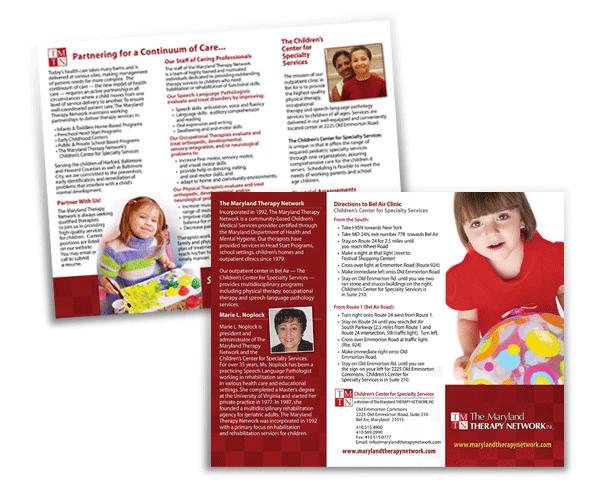 Eye-Catching Brochures